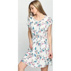 Sukienki: Biała Sukienka Gossamer
