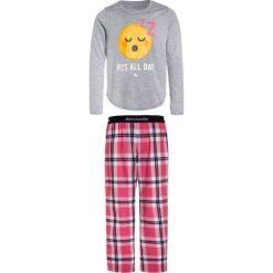 Abercrombie & Fitch SLEEP Piżama grey. Szare bielizna dziewczęca Abercrombie & Fitch, z materiału. Za 189,00 zł.
