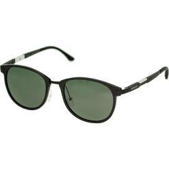 """Okulary przeciwsłoneczne męskie: Okulary męskie """"Orion"""" w kolorze czarno-szarym"""