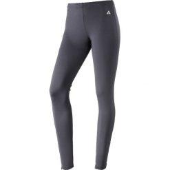 Spodnie w kolorze ciemnoszarym. Szare bryczesy damskie marki OCK. W wyprzedaży za 65,95 zł.