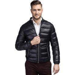 Kurtka DARIO KUCS000099. Brązowe kurtki męskie pikowane Giacomo Conti, na jesień, m, z nylonu. Za 599,00 zł.