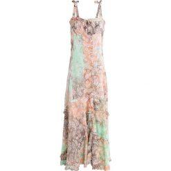 Długie sukienki: Isla Ibiza Bonita Długa sukienka green