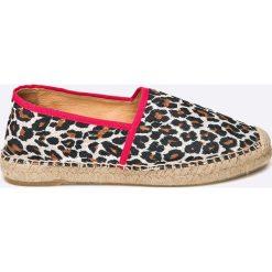 Tomsy damskie: Buffalo – Espadryle Leopardo