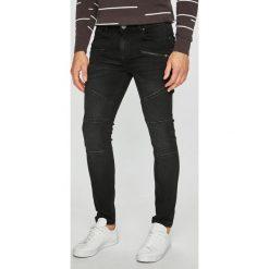 Medicine - Jeansy Arty Dandy. Czarne jeansy męskie slim MEDICINE, z bawełny. Za 169,90 zł.