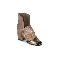 Sandały Papucei  DEBRA. Brązowe sandały trekkingowe damskie marki Papucei. Za 527,20 zł.
