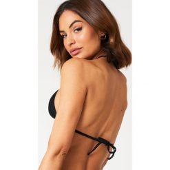 NA-KD Swimwear Góra od bikini Triangle - Black. Czarne bikini NA-KD Swimwear. Za 40,95 zł.