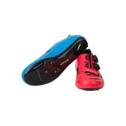 Buty Na Rower Szosowy 700 Aerofit. Czerwone buty skate męskie B'TWIN, z poliamidu, na klamry, rowerowe. Za 449,99 zł.