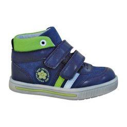 Protetika Buty Za Kostkę Chłopięce Kansas 23 Niebieskie. Niebieskie buty sportowe chłopięce Protetika, za kostkę, na rzepy. Za 145,00 zł.