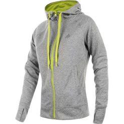 Bluzy damskie: Adidas Bluza damska Prime FZ Hoody szara r. 2XS (S16367)
