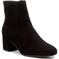 Botki HÖGL - 4-104112 Black 0100. Czarne buty zimowe damskie marki HÖGL, z materiału. W wyprzedaży za 359,00 zł.