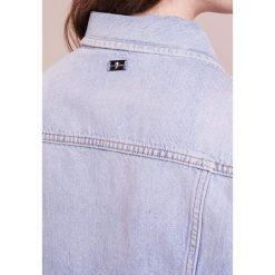 7 for all mankind OVERSIZE Kurtka jeansowa throwback indigo. Niebieskie kurtki damskie jeansowe 7 for all mankind, m. W wyprzedaży za 503,60 zł.