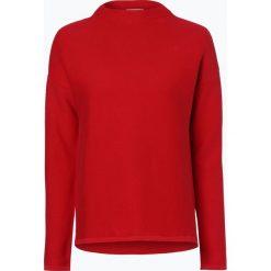 Swetry klasyczne damskie: ARMEDANGELS – Sweter damski, czerwony