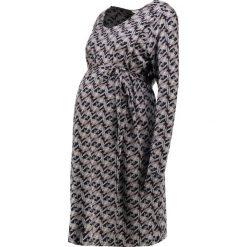 Sukienki hiszpanki: Boob SPEAKEASY  Sukienka z dżerseju midnight blue