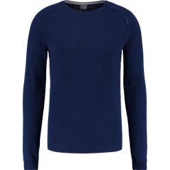 FTC Cashmere Sweter nautica. Niebieskie swetry klasyczne męskie FTC Cashmere, s, z kaszmiru. W wyprzedaży za 551,60 zł.