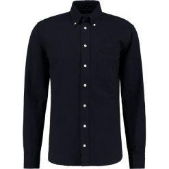Eton SLIM FIT Koszula dark blue denim. Białe koszule męskie slim marki Eton, m, z bawełny. W wyprzedaży za 489,30 zł.