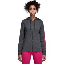 Bluzy damskie: Adidas Bluza damska Essentials szara r. XL (CZ5720)