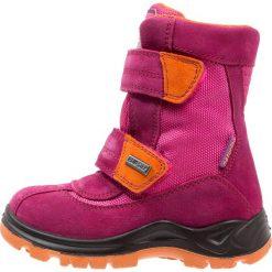 Naturino BARENTS Śniegowce mirtilloarancio. Fioletowe buty zimowe damskie Naturino, z materiału. W wyprzedaży za 242,55 zł.