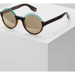 Marc Jacobs MARC  Okulary przeciwsłoneczne havana. Brązowe okulary przeciwsłoneczne damskie aviatory Marc Jacobs. Za 669,00 zł.