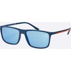 Okulary przeciwsłoneczne męskie: Polo Ralph Lauren – Okulary