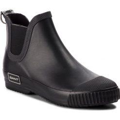 Kalosze GANT - Mandy 17599835 Black G00. Czarne buty zimowe damskie marki GANT, z polaru. Za 269,90 zł.
