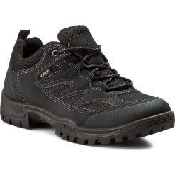 Trekkingi ECCO - Xpedition III GORE-TEX 81115353859 Black/Black. Czarne buty trekkingowe damskie ecco. W wyprzedaży za 349,00 zł.