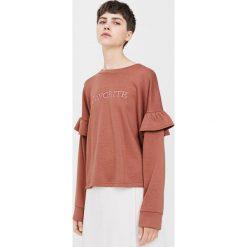 Bluzy rozpinane damskie: Mango - Bluza Dear