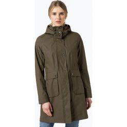 Płaszcze damskie pastelowe: Comma – Płaszcz damski, zielony