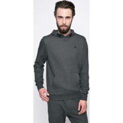 G-Star Raw - Bluza. Brązowe bluzy męskie rozpinane marki SOLOGNAC, m, z elastanu. W wyprzedaży za 249,90 zł.