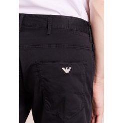 Spodnie męskie: Emporio Armani Spodnie materiałowe nero