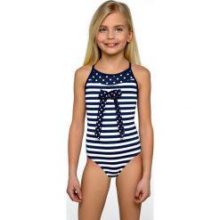 Stroje jednoczęściowe dziewczęce: Lorin – Strój kąpielowy dziecięcy 116-152 cm