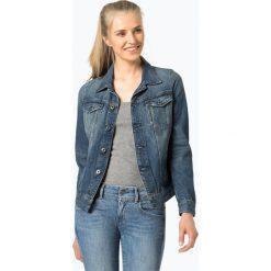 G-Star - Damska kurtka jeansowa, niebieski. Niebieskie bomberki damskie G-Star, s, z jeansu. Za 659,95 zł.