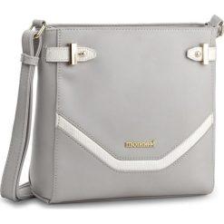 Torebka MONNARI - BAG2090-019  Grey With Silver. Szare listonoszki damskie marki Monnari, ze skóry ekologicznej. W wyprzedaży za 119,00 zł.