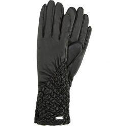Rękawiczki damskie: 39-6L-214-1 Rękawiczki damskie