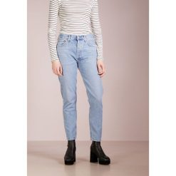 Odzież damska: Agolde JAMIE HIGHRISE Jeansy Relaxed Fit brook