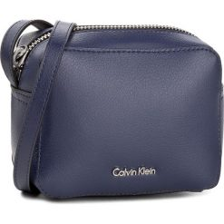 Listonoszki damskie: Torebka CALVIN KLEIN BLACK LABEL - Ck Zone Small Crossbody K60K603975  902