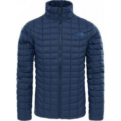 The North Face Kurtka Zimowa M Thermoball Fz Jkt Urbn Navy Stria S. Niebieskie kurtki sportowe męskie marki The North Face, na zimę, m, z puchu, primaloft. W wyprzedaży za 519,00 zł.