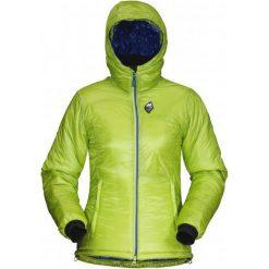 High Point Barier Lady Jacket Sunny Green M. Zielone kurtki sportowe damskie marki High Point, m, z polaru, outdoorowe. W wyprzedaży za 679,00 zł.