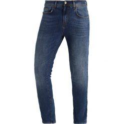 Pier One Jeansy Slim Fit mid blue denim. Niebieskie rurki męskie marki Pier One. Za 139,00 zł.