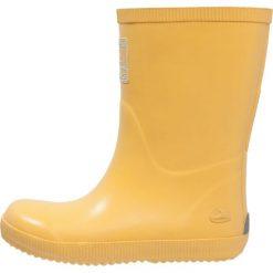 Viking CLASSIC INDIE Kalosze yellow. Żółte buty zimowe damskie Viking, z kauczuku. Za 129,00 zł.