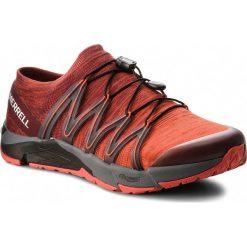 Buty sportowe męskie: Buty MERRELL - Bare Access Flex Knit J12539  Red
