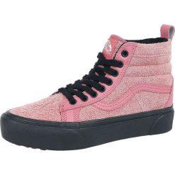 Vans SK8-Hi Platform MTE Buty sportowe różowy. Szare buty sportowe damskie marki Vans, z materiału. Za 244,90 zł.