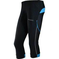 Spodnie dresowe damskie: Victoria Sport Leginsy Damskie Jogging 3/4 czarne r. M