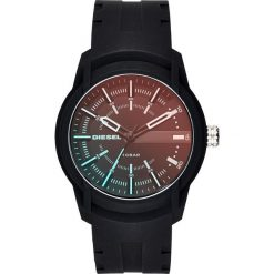 Zegarek DIESEL - Armbar Silicone DZ1819 Black/Black. Czarne zegarki męskie Diesel. Za 379,00 zł.