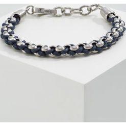 Bransoletki męskie: Fossil Bransoletka silvercoloured