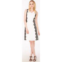 Sukienki: Sukienka z koronką