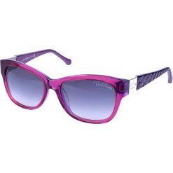 """Okulary przeciwsłoneczne damskie aviatory: Okulary przeciwsłoneczne """"RC785T"""" w kolorze różowo-fioletowym"""