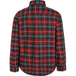 Lacoste Koszula multicolor. Czerwone bluzki dziewczęce bawełniane marki Lacoste. W wyprzedaży za 213,85 zł.
