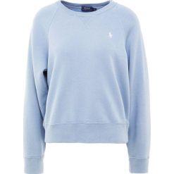Polo Ralph Lauren Bluza channel blue. Niebieskie bluzy rozpinane damskie Polo Ralph Lauren, xl, z bawełny. Za 509,00 zł.
