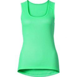 """Podkoszulki damskie: Podkoszulek funkcyjny """"Cubic"""" w kolorze zielonym"""