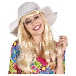 Kapelusz damski biały. Białe kapelusze damskie marki ASTER. Za 46,84 zł.